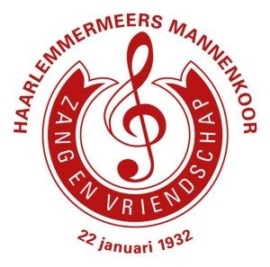 Haarlemmermeers mannenkoor logo